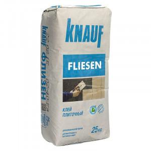Клей для плитки KNAUF FLIESEN (КНАУФ ФЛИЗЕН) 25кг