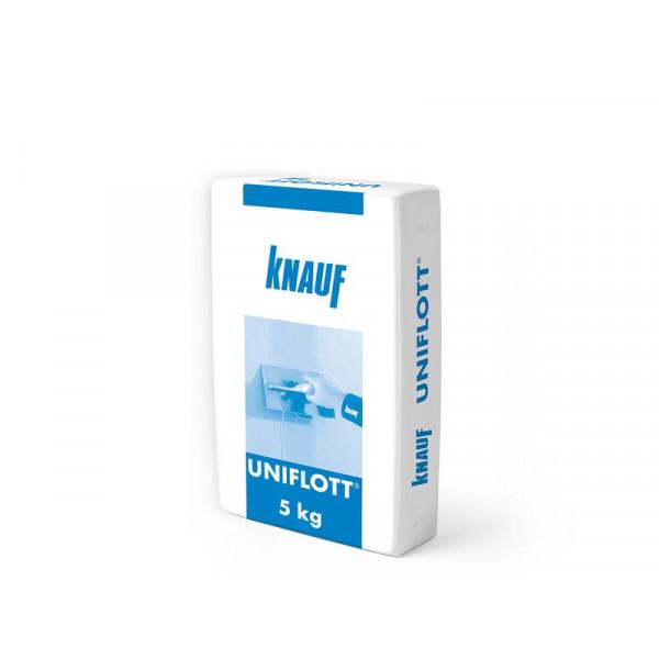 Шпаклевка Кнауф Унифлот 5кг (Knauf Uniflott)