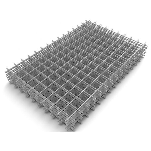 Сетка сварная карта 60 х 60 х 2,2мм (0,5 х 2м) (100шт/п)
