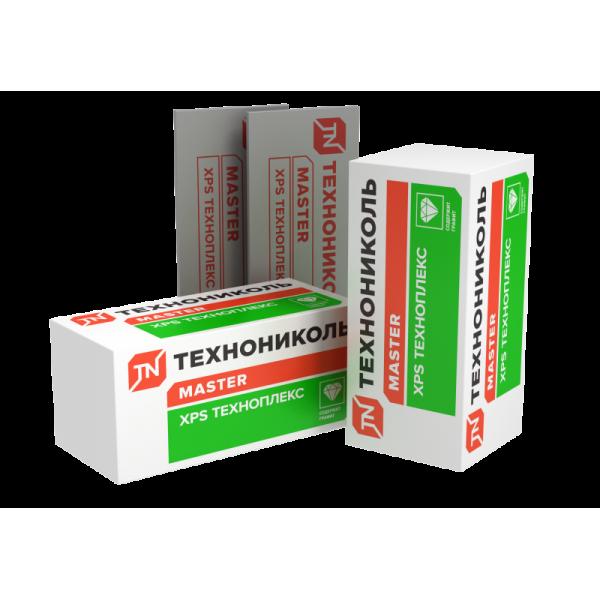Технофас (Технониколь Техноплекс) 100мм*1180*580 (2,7376 м2) (0,2737 м3)