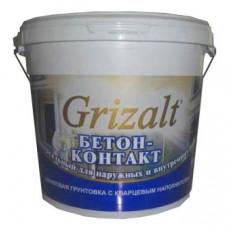 GRIZALT бетоноконтакт / грунт ГР-30 BETON-KONTAKT 20кг