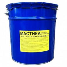 Мастика (16кг) 2-3кг/м2