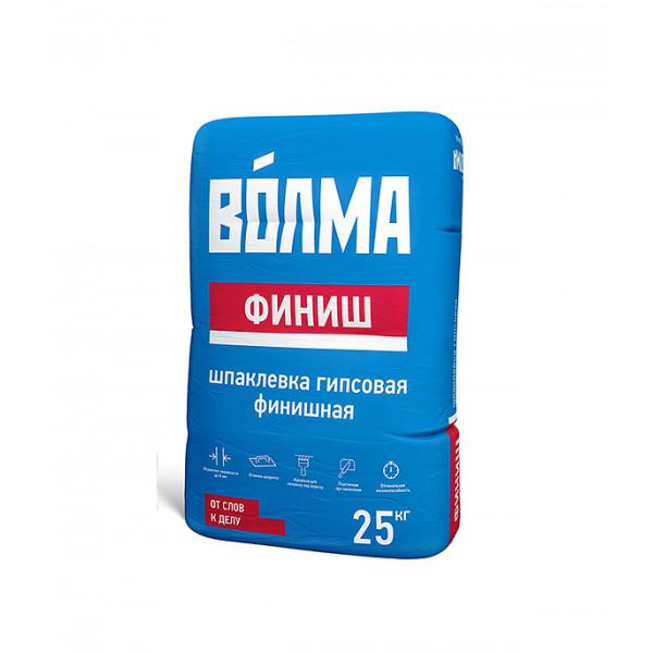 Шпаклевка гипсовая ВОЛМА Финиш 25 кг