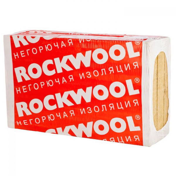 ROCKWOOL / РОКВУЛ Кавити баттс 1000*600*50 мм / 6м2 / 0,3 м3