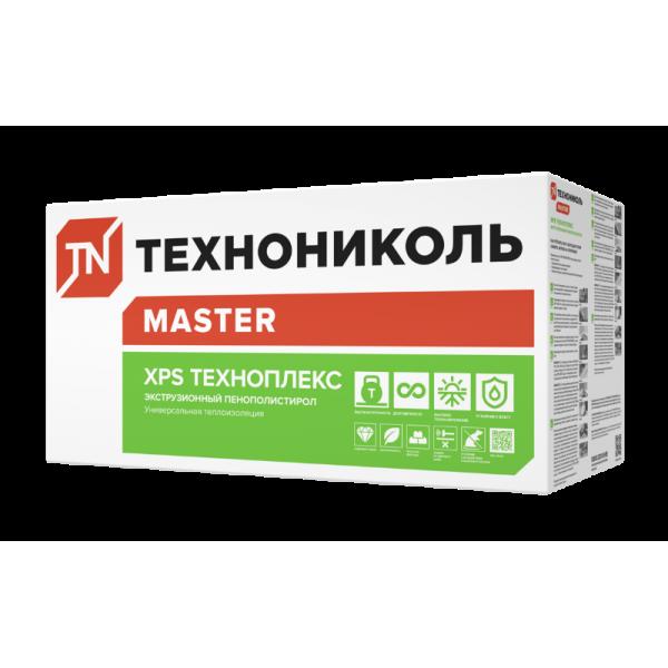 Техноплекс 100мм*1180*580 / 2,74 м2 / 0,274 м3
