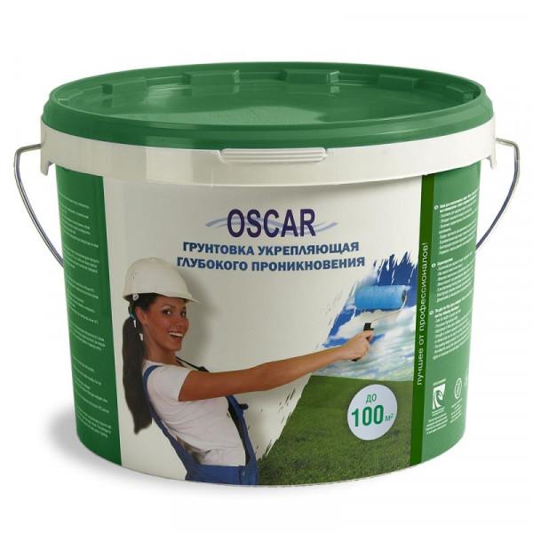 Грунтовка Oscar укрепляющая глубокого проникновения (10 кг / 10 л)