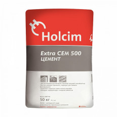 Цемент Holcim ExtraCEM 500 / Холсим М-500 50кг