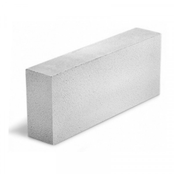 Блок 600х250х50 (D500) ЭКО