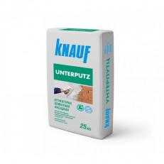 Штукатурка Knauf Unterputz (Кнауф Унтерпутц) 25кг цементная фасадная