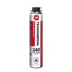 Пена монтажная профессиональная Технониколь 240 Professional огнестойкая 980гр