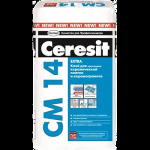 Клей плиточный Ceresit CM 14 (Церезит) 25кг