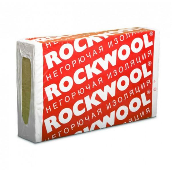 ROCKWOOL / РОКВУЛ Рок-фасад 1000*600*100 мм (1,2 м2) (0,12 м3)