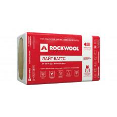 ROCKWOOL / РОКВУЛ Лайт Баттс 1000*600*100 мм / 2,4 м2 / 0,24 м3