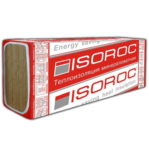 ISOROC / ИЗОРОК Изолайт Л 1000*600*100 (2,4м2, 0,24м3)