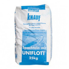 Шпаклевка Кнауф Унифлот 25кг (Knauf Uniflott)