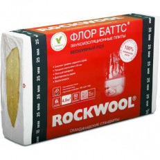 Rockwool Флор Баттс 50 мм